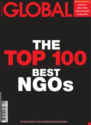 Global Magazine Top 100