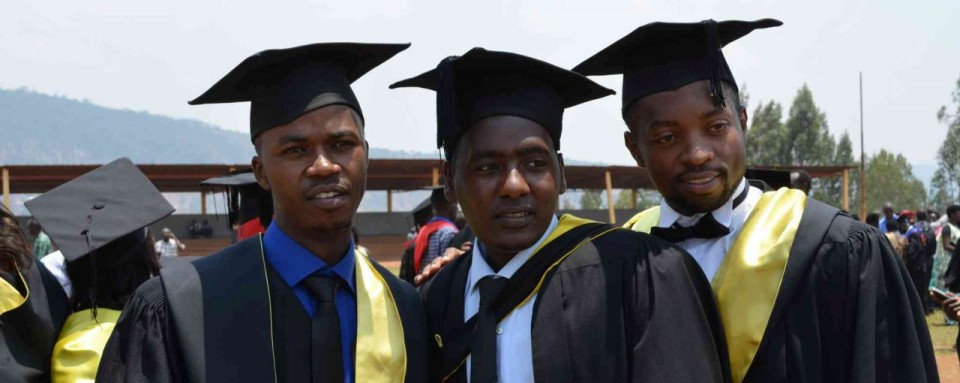 Zamuka - Graduation
