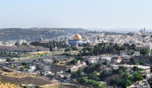 Negotiations over Jerusalem's holy sites not just for politicians