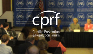 Conflict Prevention and Resolution Forum