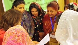 Women's leadership: 'Choose between privilege and empowerment'