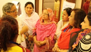 Empower women political leaders - when she leads, Pakistan succeeds