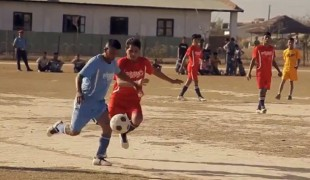 Football brings Nepal youth & police together