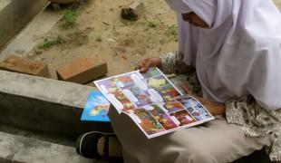 Comic Books Preach Tolerance at Indonesia's Islamic Schools