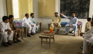 Promoting Peace in KPK & FATA: Connecting Youth Leaders and Policymakers through Mediation and D...
