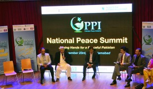 Promotion of Dialogue for Peacebuilding through Media and Youth Mobilization in Pakistan