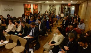 Audience at IPI Guiding Principles Launch