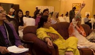 Pakistan - Strengthening Women Parliamentarians