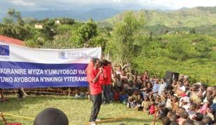 Rwandan Genocide: 20 Years Later