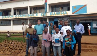 iPads ensure impactful programs in DR Congo