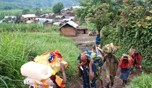 Changing Tactics: Diverting Disaster in the DRC