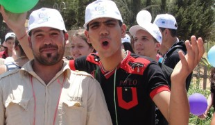 Not your Typical Summer Camp Drama:  A Syrian refugee & Lebanese youth meet their match