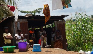Why Ebola is a 'conflict' issue, a local perspective