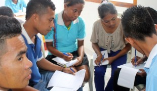 District Forums: Training the Future Leaders of Timor-Leste