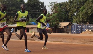 More than a Metaphor: A Marathon in South Sudan