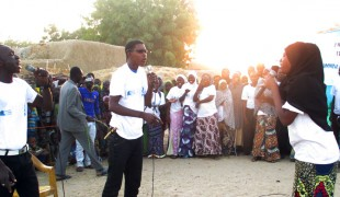 Promoting protection and social integration of displaced people in Diffa