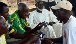 Media capacity-building for collaborative development in Chad