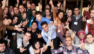 #Peacerising, a Campaign to Engage MENA Youth