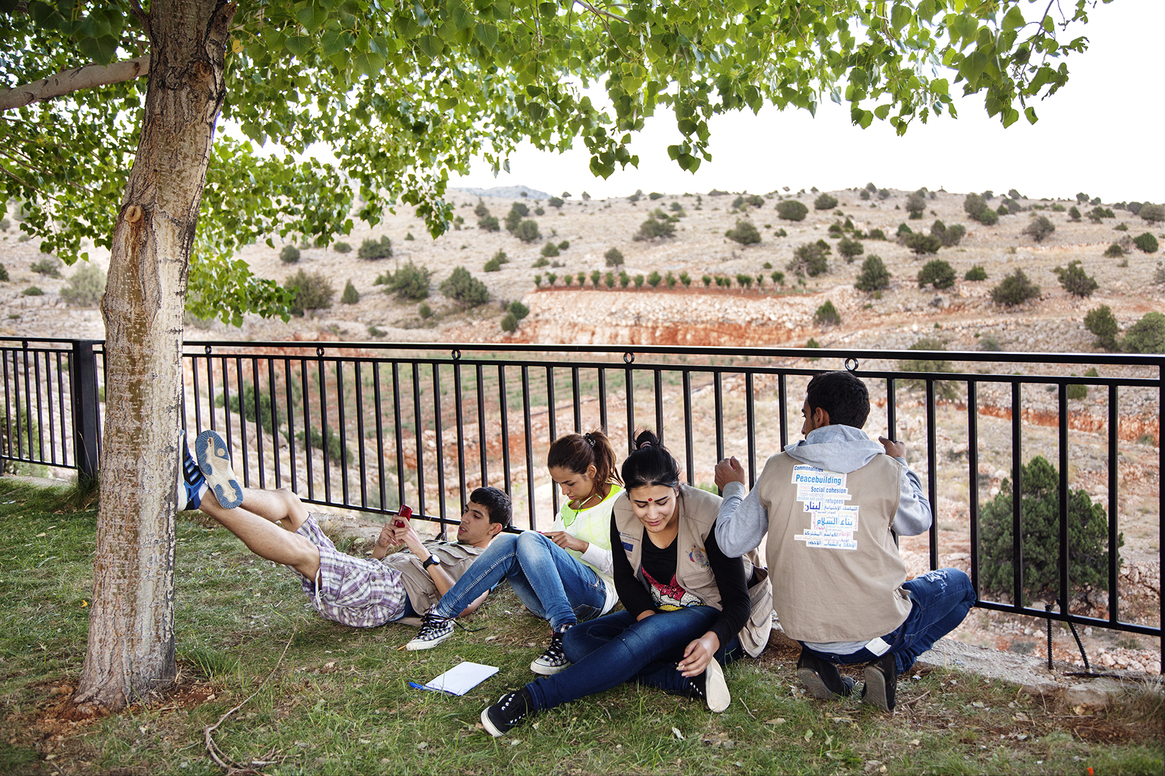 Better Together – A Youth Led Approach to Peaceful Coexistence
