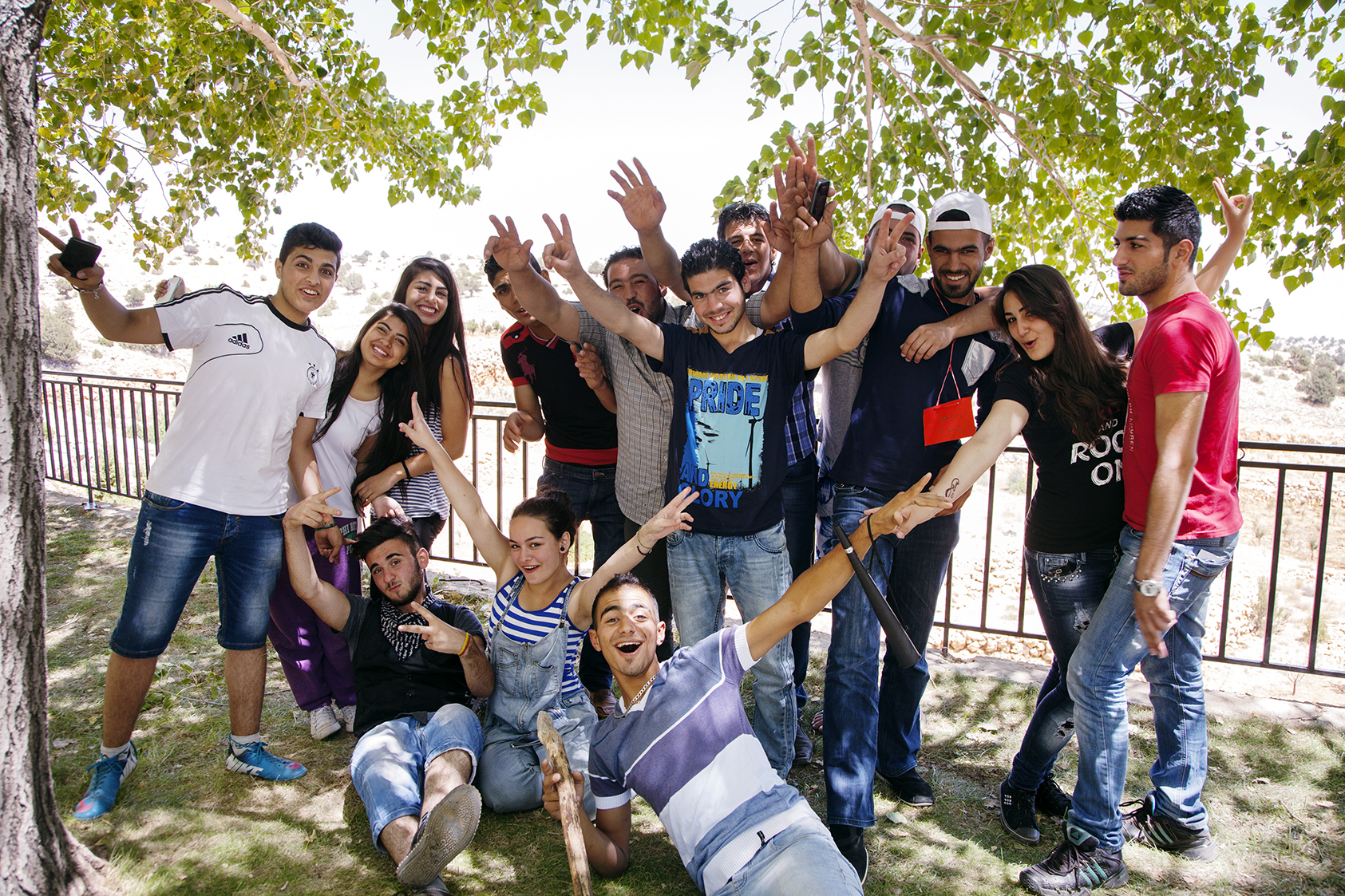 Better Together – A Youth Led Approach to Peaceful