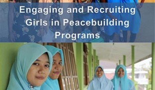Engaging and Recruiting Girls in Peacebuilding Programs
