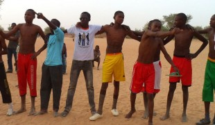 Promoting  a Culture of Peace among Children and Youth in Niger