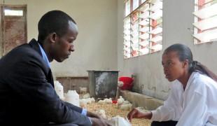 Encouraging Entrepreneurship and Alternative Livelihoods