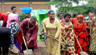 Giving a Voice to Rwanda's Women and Youth