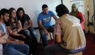 Better Together: summer camps with Syrian and Lebanese Youth