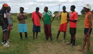 The Team - Zimbabwe