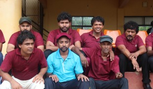 Production of The Team Commences in Sri Lanka