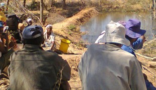 The Dam that bridged a divided community