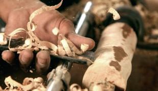 Woodturning_Indonesia