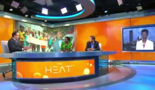 The Heat discusses the political crisis in Burundi