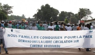 The March That Changed Bangui