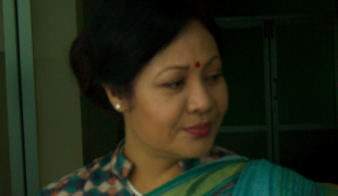 Nepal's First Female Prime Minister
