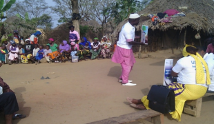 Community Mobilization for Water, Hygiene, and Sanitation
