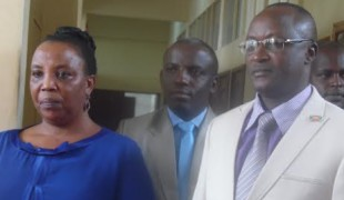 An Audience with the First Vice-President of Burundi