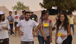 Better Together: bridging divides between Syrian and Lebanese youth through art