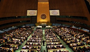 BREAKING: UN Security Council Adopts Resolution 2250 on Youth, Peace and Security