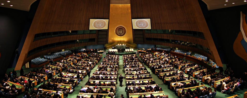 united nations general assembly security council One of the major organs of the united nations charged with general assembly: the right of the five permanent members of the security council (united.