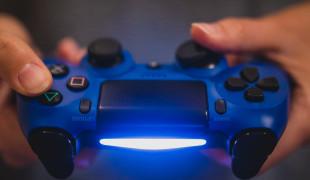 videogames playstation controller