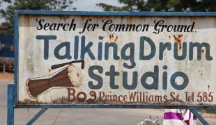 Listen to Talking Drum Studio now!