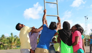 To achieve reconciliation in Sri Lanka, trust in youth