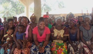 Expanding the Table: Empowering Women in Sierra Leone's Industrializing Rural Districts