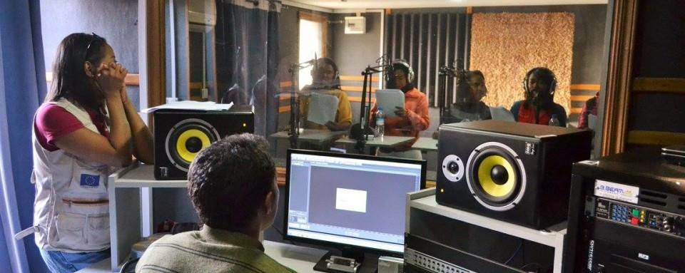 Project Mazava Radio Madagascar