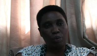 Burundian Peacebuilders #3: Josephine