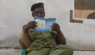 In Officer Ahia's book, human rights come first