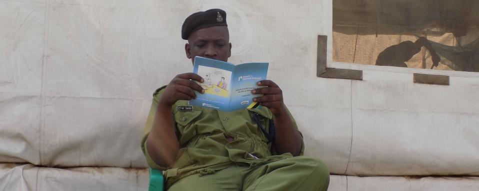 officer ahia tanzania