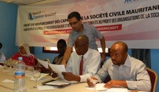 Strengthening Civil Society's Capacity to Serve Marginalized Groups in Mauritania